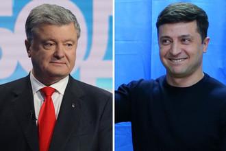 Полный разгром: Зеленский не оставил шансов Порошенко