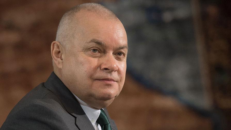 Генеральный директор МИА «Россия сегодня» Дмитрий Киселев, 2015 год