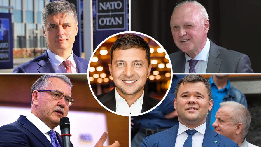 Почему Зеленский назначил Богдана главой президентской администрации
