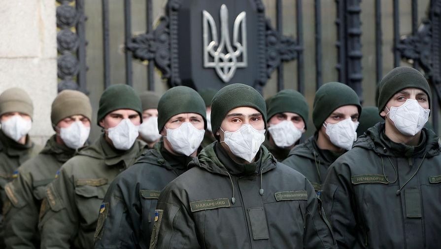 На Украине началась третья волна коронавируса