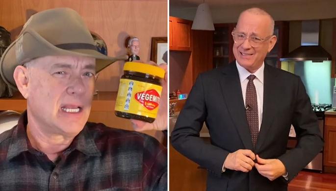 «Не пугайтесь»: Том Хэнкс поправился и вышел в эфир SNL