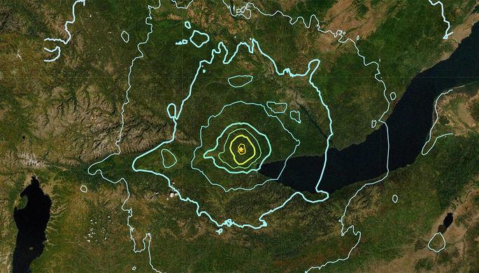 Рифтовая зона: иркутское землетрясение затронуло Монголию
