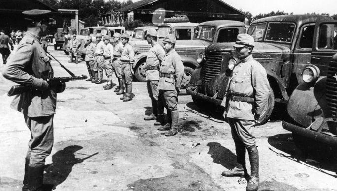 Советско-японская война, 1945 год