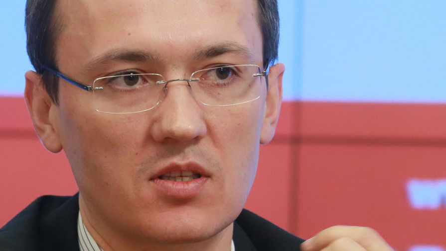 Глава аппарата правительства Дмитрий Григоренко