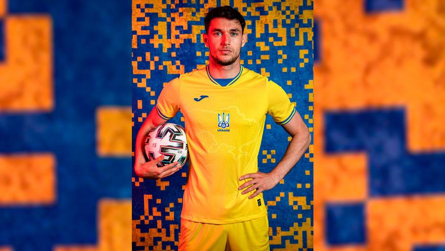В УЕФА сообщили, что форма Украины на Евро-2020 соответствует правилам