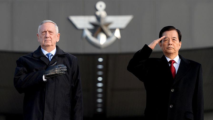 США грозят КНДР сокрушительным ответом
