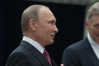 «Он же Путин»: Песков раскрыл секрет президента России