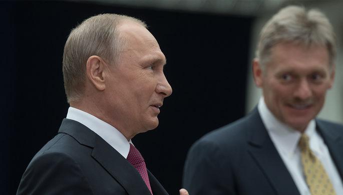 Песков раскрыл отношение Путина к интернету
