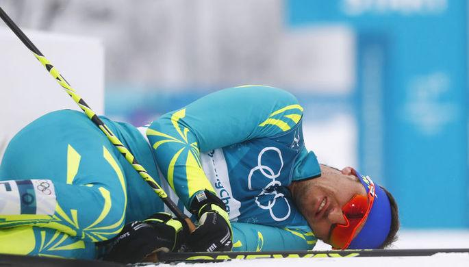 Пойманный на допинге австриец Макс Хауке