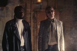 Кадр из клипа Ивана Дорна «Во сне» (2009)