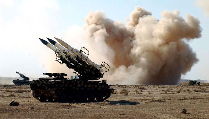 Москва не виновата: почему не работает ПВО Сирии