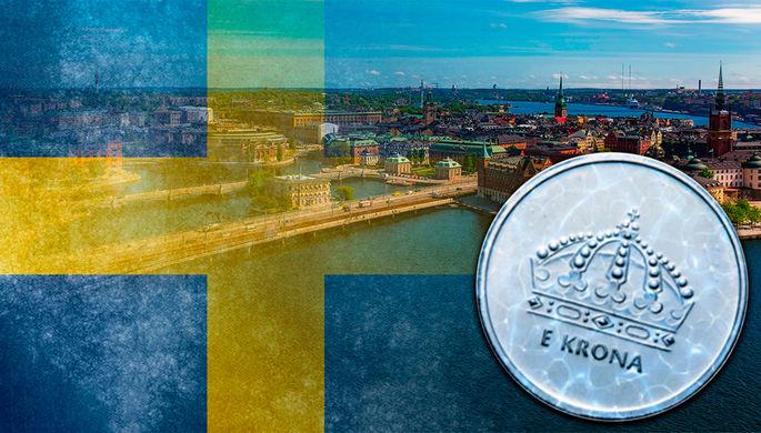 Е-крона: зачем Швеции своя электронная валюта