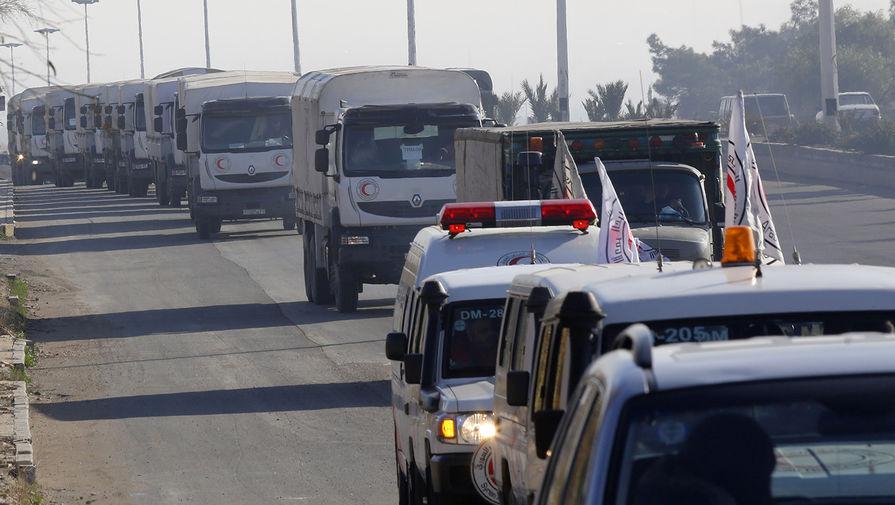 Совет Безопасности не смог согласовать продление поставок гумпомощи Сирии