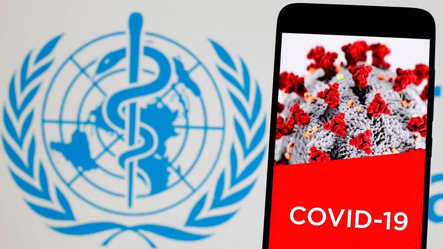 В ВОЗ сообщили о снижении заражений коронавирусом в мире