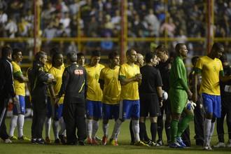 Матч между сборными Аргентины и Бразилии не состоялся из-за проблем с освещением
