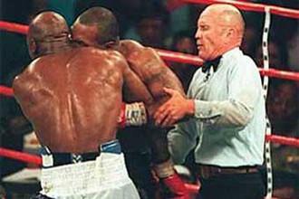 Этот эпизод в биографии Майка Тайсона надолго останется в памяти любителей бокса