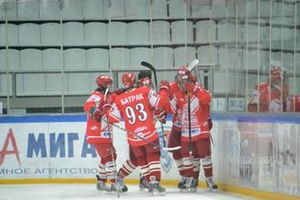 МХК «Спартак» одержал победу