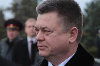 Минобороны Украины (на фото — его глава Павел Лебедев) ищет способы улучшить свой имидж