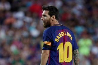 «Барселона» одержала победу в первом матче чемпионата Испании