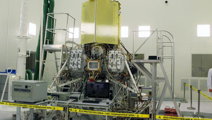 Не готовы два прибора: успеет ли Россия на Луну