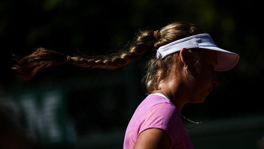 Россиянка Блинкова не смогла выйти в третий круг Australian Open