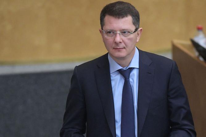 Председатель комитета по экономической политике, промышленности, инновационному развитию и предпринимательству Сергей Жигарев