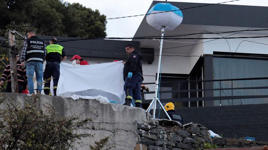 Число жертв ДТП в Португалии достигло 29