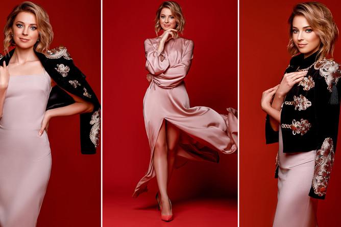 Наталья Поклонская в «голливудской» фотосессии, 2020 год