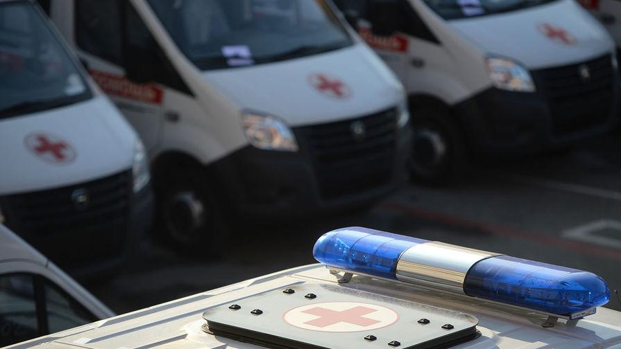 Два человека погибли и более 30 пострадали при опрокидывании автобуса под Хабаровском