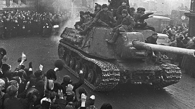 Минобороны рассекретило число погибших советских солдат в Польше