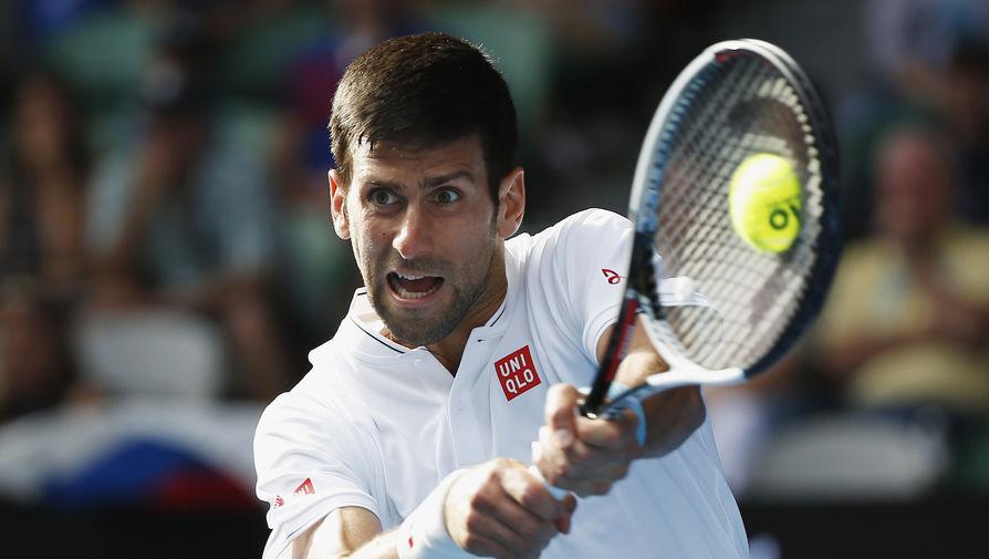 D novak tennis
