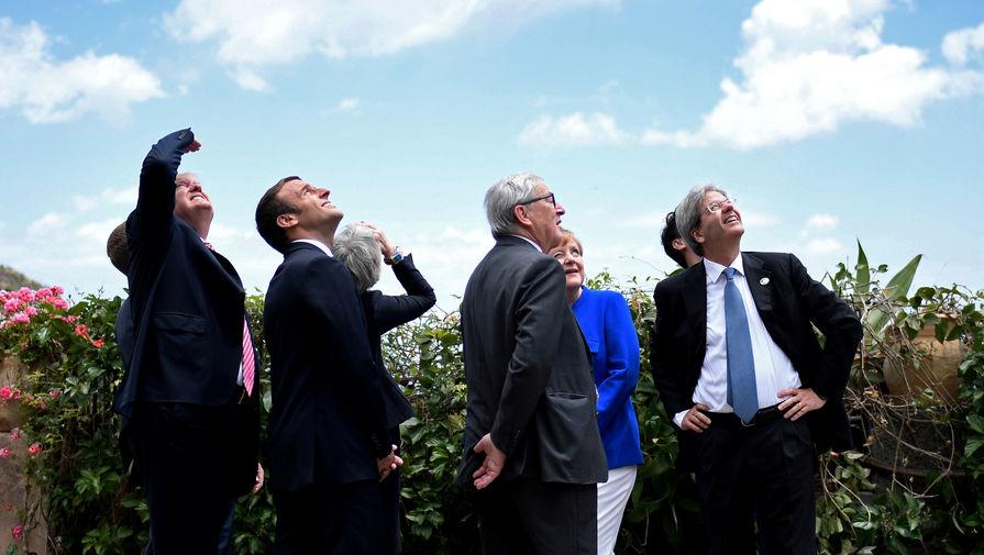 Causeur усомнился в целесообразности G7 без России и Китая