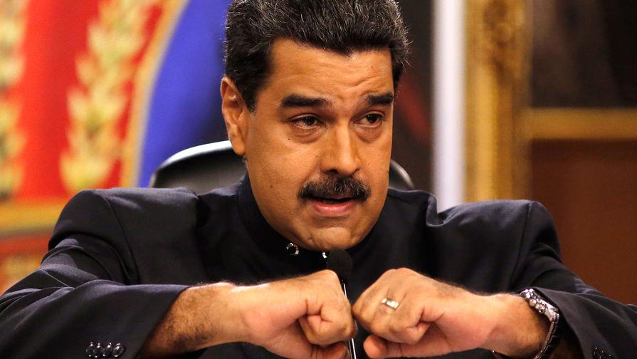 Мадуро вакцинировался Спутником V
