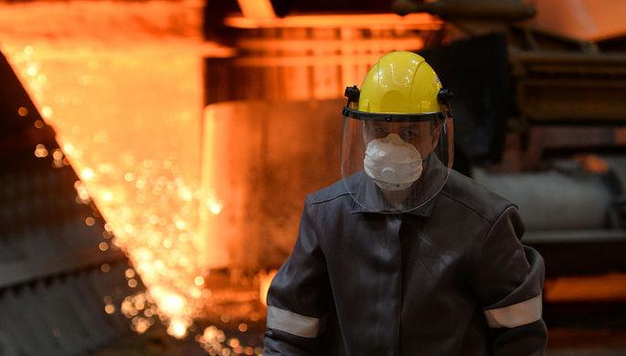 Налоговая загрузка: у металлургов отберут сверхдоходы