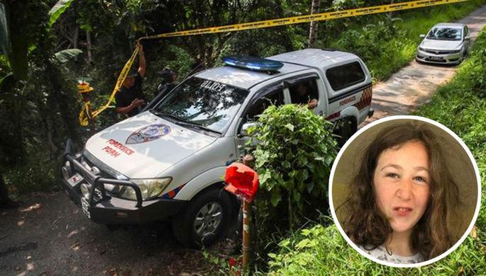 «Она была уязвима»: в Малайзии найдено тело 15-летней ирландки