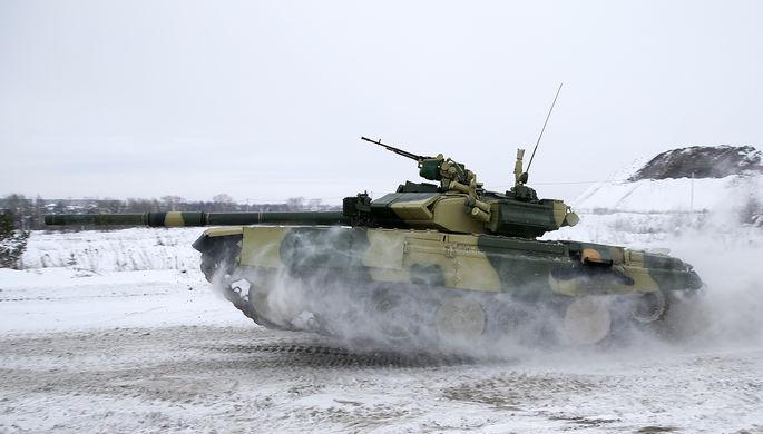 Армия ждет: новейший танк Т-90М прошел госиспытания