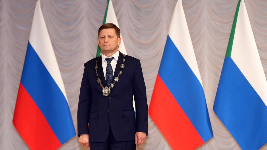 ТАСС: задержанного губернатора Хабаровского края Фургала доставят в Москву