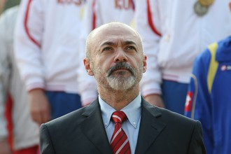 Игорь Золотарев с оптимизмом смотрит на Олимпиаду в Лондоне