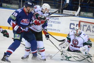 «Ак Барс» сумел выиграть важный матч в Магнитогорске