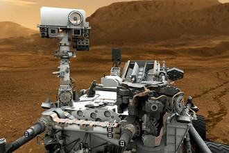 Марсоход Curiosity вернулся к нормальному режиму работы и продолжил научную программу