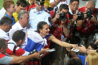 Мысли Исинбаевой взбесили звезд спорта