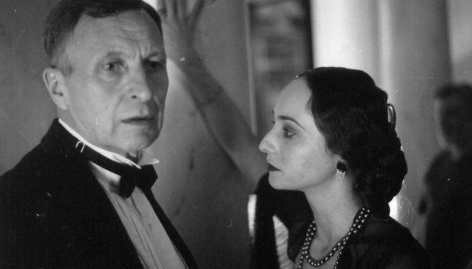 Андрей Смирнов в роли Бунина из фильма «Дневник его жены»
