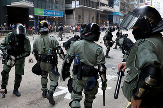 «Спираль насилия»: Гонконг входит в новый виток протестов
