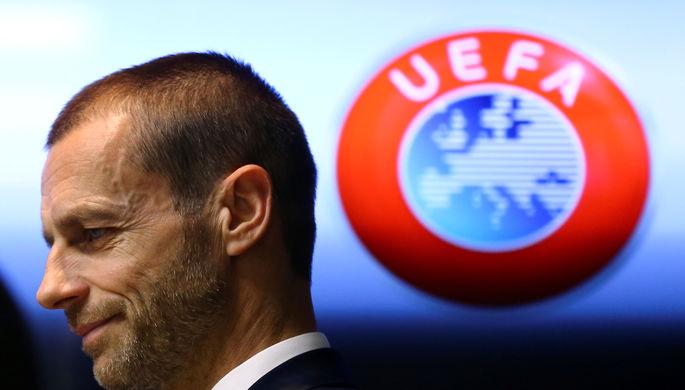 Президент УЕФА Александар Чеферин