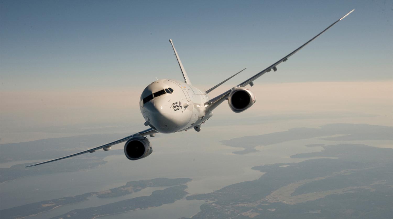 Три военных самолета заметили у российских границ