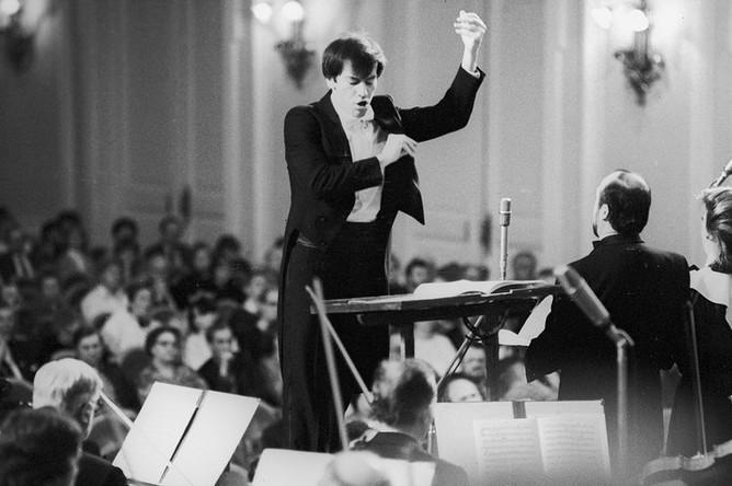 Валерий Гергиев, 1987 год