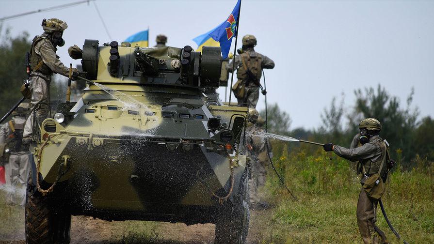 В другой раз: Украина оказалась не готова к НАТО