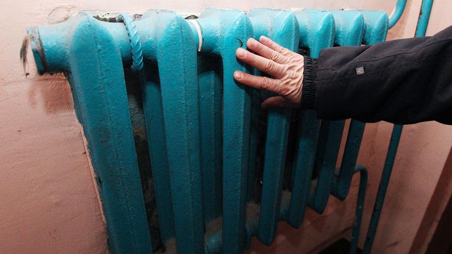 В Москве подняли до максимума температуру отопления из-за аномальных морозов