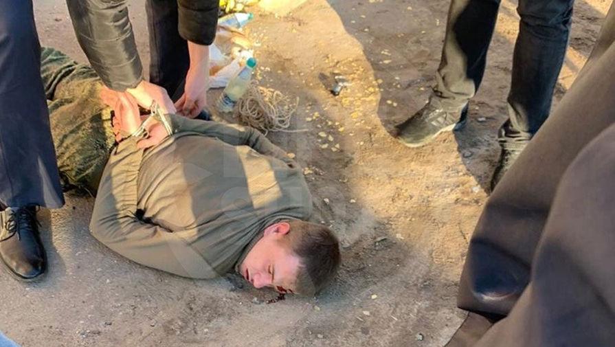 В Воронежской области солдат-срочник расстрелял сослуживцев
