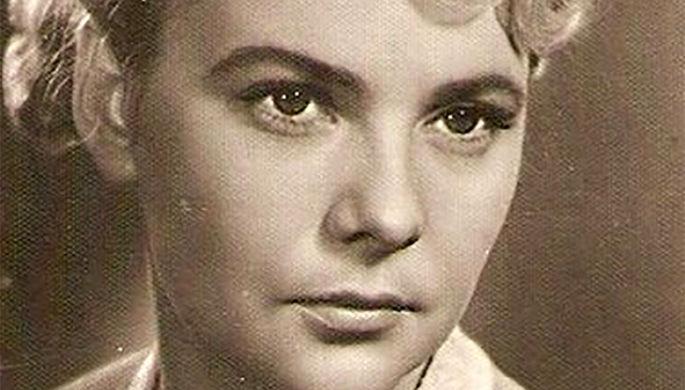 Нина Иванова в 1950-е